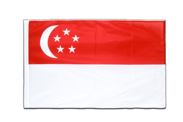 Singapore - Sleeved Flag PRO 2x3 ft