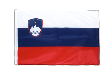 Slovenia Sleeved Flag PRO 2x3 ft