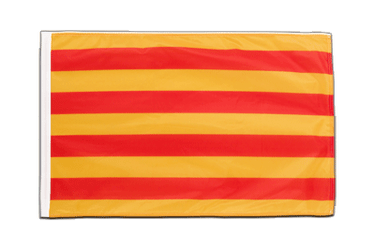 Catalonia Sleeved Flag PRO 2x3 ft