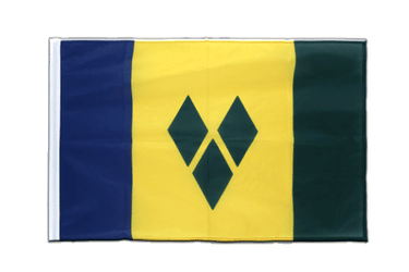 Saint Vincent and the Grenadines Sleeved Flag PRO 2x3 ft