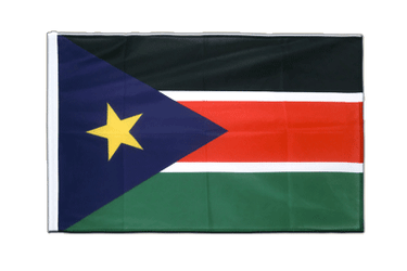 Southern Sudan - Sleeved Flag PRO 2x3 ft