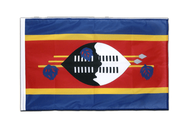 Swaziland Sleeved Flag PRO 2x3 ft