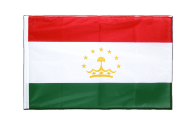 Tajikistan Sleeved Flag PRO 2x3 ft