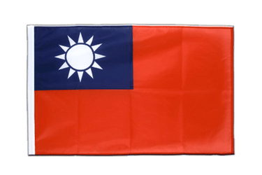 Taiwan Sleeved Flag PRO 2x3 ft