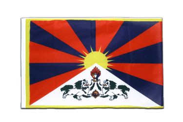 Tibet Sleeved Flag PRO 2x3 ft