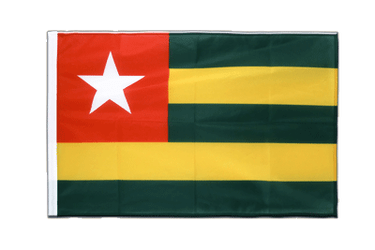 Togo - Sleeved Flag PRO 2x3 ft