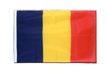 Chad - Sleeved Flag PRO 2x3 ft