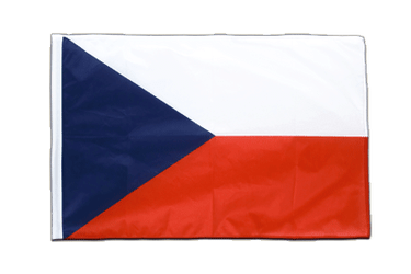 Czech Republic - Sleeved Flag PRO 2x3 ft