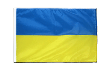 Ukraine - Sleeved Flag PRO 2x3 ft