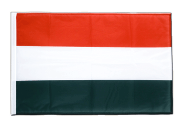 Hungary Sleeved Flag PRO 2x3 ft