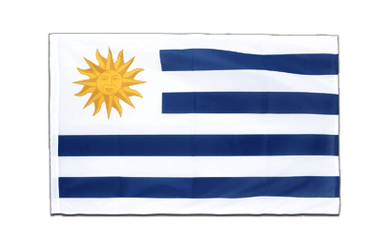 Uruguay Sleeved Flag PRO 2x3 ft