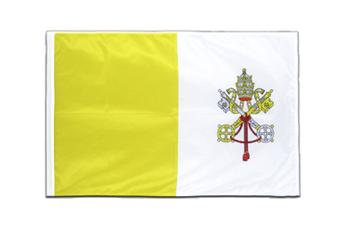 Vatican Sleeved Flag PRO 2x3 ft