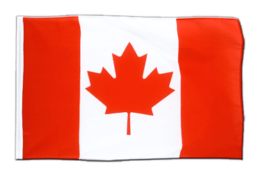 Canada Sleeved Flag ECO 2x3 ft