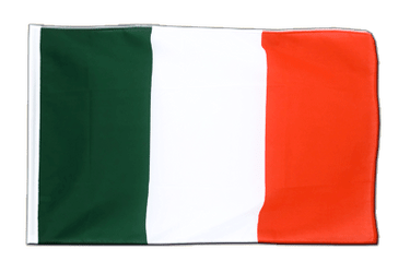 Italy - Sleeved Flag ECO 2x3 ft