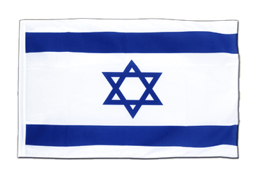 Israel Sleeved Flag ECO 2x3 ft