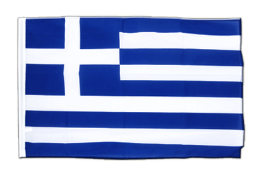 Greece Sleeved Flag ECO 2x3 ft