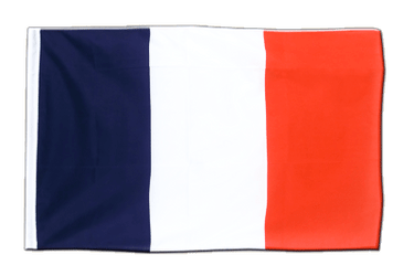 France Sleeved Flag ECO 2x3 ft