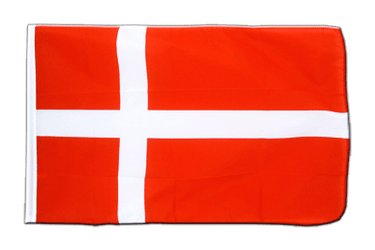 Denmark Sleeved Flag ECO 2x3 ft