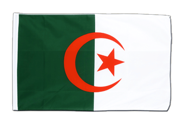 Algeria Sleeved Flag ECO 2x3 ft