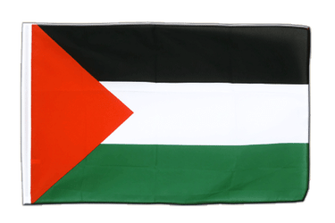 Palestine Sleeved Flag ECO 2x3 ft