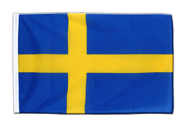 Sweden Sleeved Flag ECO 2x3 ft