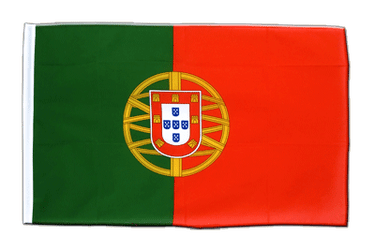 Portugal Sleeved Flag ECO 2x3 ft