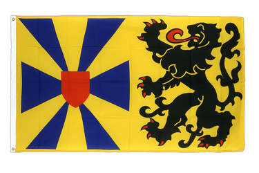 West Flanders - Premium Flag 3x5 ft CV