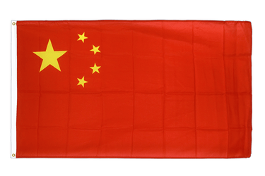 China Premium Flag 3x5 ft CV