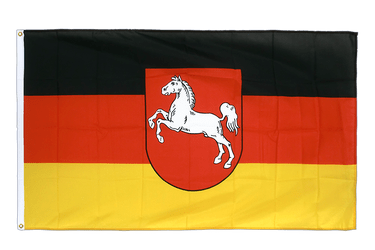 Lower Saxony Premium Flag 3x5 ft CV