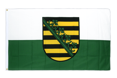 Saxony Premium Flag 3x5 ft CV