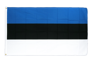 Estonia Premium Flag 3x5 ft CV