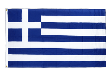 Greece Premium Flag 3x5 ft CV