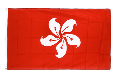 Hong Kong Premium Flag 3x5 ft CV