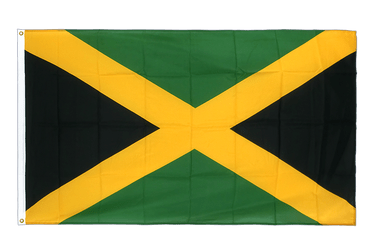 Jamaica Premium Flag 3x5 ft CV
