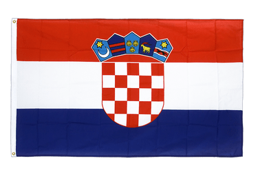 Croatia Premium Flag 3x5 ft CV