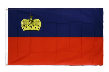 Liechtenstein Premium Flag 3x5 ft CV