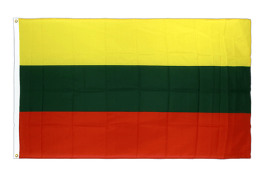 Lithuania Premium Flag 3x5 ft CV