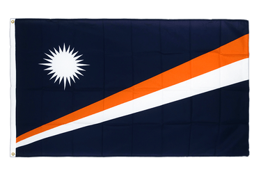 Marshall Islands Premium Flag 3x5 ft CV