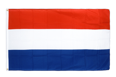 Netherlands Premium Flag 3x5 ft CV