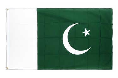 Pakistan Premium Flag 3x5 ft CV