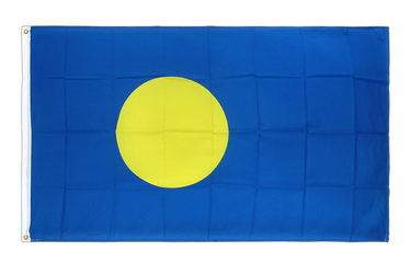 Palau Premium Flag 3x5 ft CV