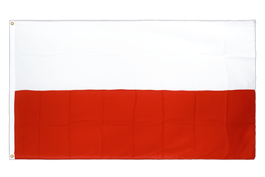 Poland Premium Flag 3x5 ft CV