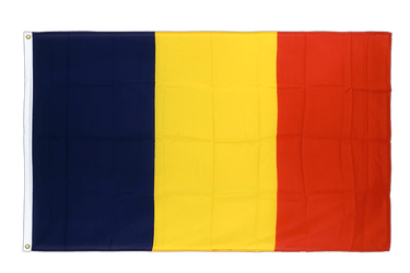 Rumania Premium Flag 3x5 ft CV