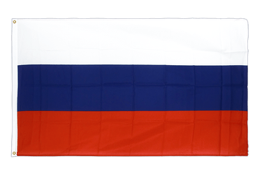 Russia Premium Flag 3x5 ft CV