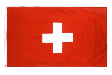 Switzerland Premium Flag 3x5 ft CV