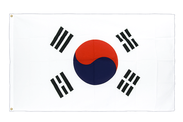 South Korea Premium Flag 3x5 ft CV