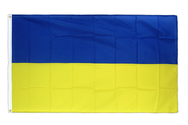 Ukraine Premium Flag 3x5 ft CV