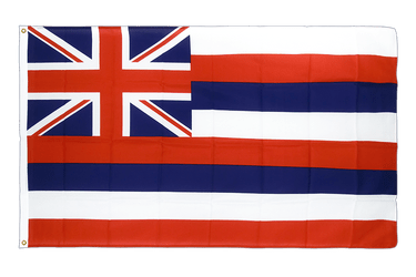 Hawaii Premium Flag 3x5 ft CV