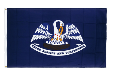 Louisiana - Premium Flag 3x5 ft CV