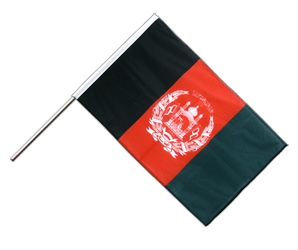 Afghanistan - Hand Waving Flag PRO 2x3 ft